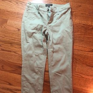 Talbots 2P Jeans with Buttons